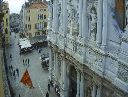 Venedig – Santa Maria Zobenigo Webcam Live