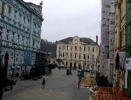 Celje – Krekov trg Webcam Live