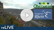 Oberwesel Schönburg Webcam Live