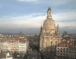 Dresden – Frauenkirche Webcam Live
