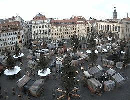 Dresden – Neumarkt Webcam Live
