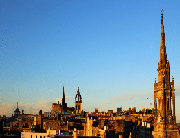 Edinburgh – Radisson Blu Hotel Webcam Live