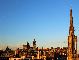 Edinburgh – Radisson Blu Hotel Webcam Live