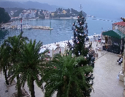 Rab – Trg Municipium Arba Webcam Live