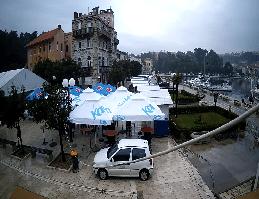 Rab – Trg Sv. Kristofora Webcam Live