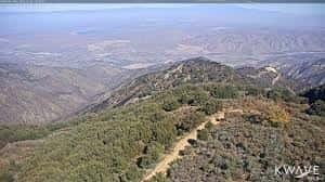 Kalifornien – Santiago Peak Webcam Live