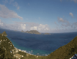 Tortola – Pelican Peak Villa Webcam Live