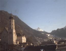 Bludenz – Rathaus Webcam Live