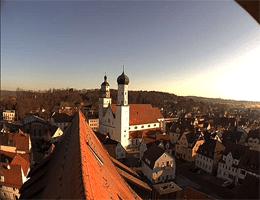Giengen an der Brenz – Stadtkirche Webcam Live