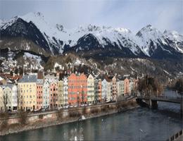 Innsbruck – Markthalle Webcam Live