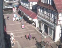 Korbach – Fußgängerzone Webcam Live