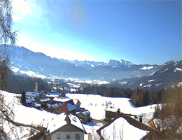 Langenegg – Panorama Webcam Live