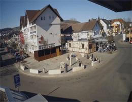 Lauchringen – Marktplatz Webcam Live