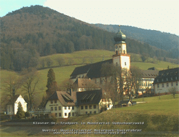 Münstertal – Kloster St. Trudpert Webcam Live