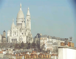 Paris – Basilika Sacré-Coeur Webcam Live