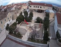 Povljana – Stadtblick Webcam Live