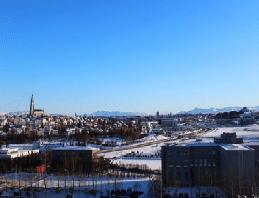 Reykjavík – Panorama Webcam Live