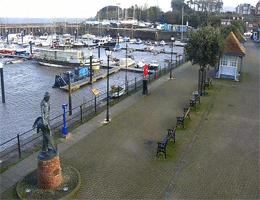 Watchet – Marina and Esplanade Webcam Live