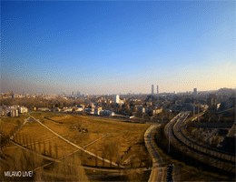 Mailand – Skyline Webcam Live