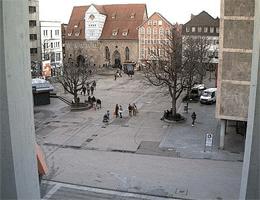 Reutlingen – Marktplatz Webcam Live