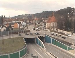 Schwäbisch Gmünd – Tunnel B29 Webcam Live
