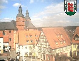 Walldürn – Wallfahrtsbasilika Webcam Live