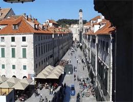 Dubrovnik – Stradun Webcam Live