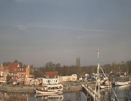Greifswald – Museumshafen Webcam Live