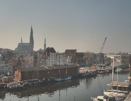 Lübeck – Wallhalbinsel Webcam Live