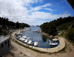 Tribunj – Sovlje Bucht Webcam Live