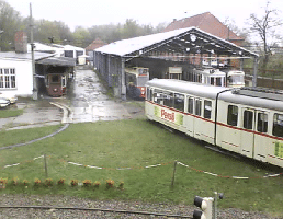 Sehnde – Straßenbahnmuseum Webcam Live