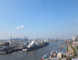 Hamburg – Landungsbrücken Webcam Live