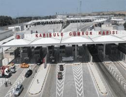 Kapıkule Grenzübergang Webcam Live