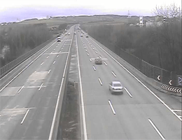 A01 West Autobahn Blickrichtung Linz Km 95,30 Webcam Live