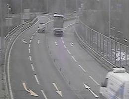 A14 Rheintal/Walgau Autobahn bei City Tunnel Südportal Webcam Live