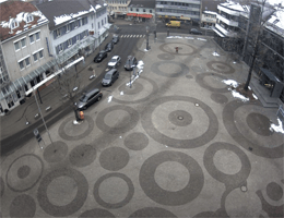 Achern – Rathausplatz webcam Live