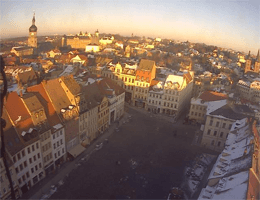 Altenburg Marktplatz Webcam Live