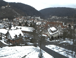 Bad Liebenzell webcam Live