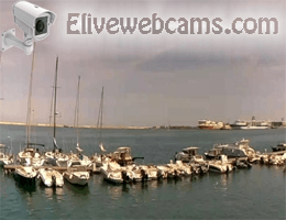 Bari – Hafen Darsena Marisabella webcam Live