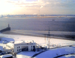 Bremerhaven – Weser Strandbad webcam Live