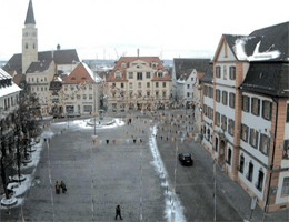 Ehingen (Donau) – Marktplatz webcam Live
