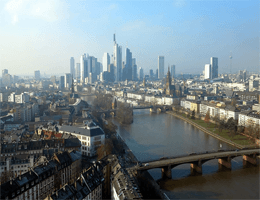 Frankfurt am Main Skyline Webcam Live