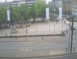 Hannover – Steintor Lange Laube webcam Live