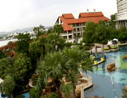 Hotel Sinus webcam Live