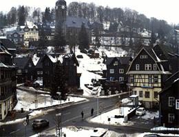Lauscha – Lauschaer Kirche Webcam Live