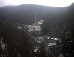 Lauscha Farbglashütte Webcam Live