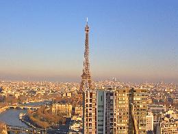 Paris Eiffelturm webcam Live