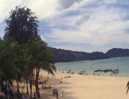 Phuket – Patong Beach Webcam Live