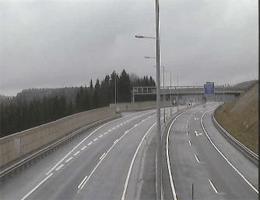 S10 Mühlviertler Schnellstraße Blickrichtung Linz Km 20,28 Webcam Live