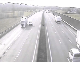 A01 West Autobahn Blickrichtung Linz Km 104,50 Webcam Live